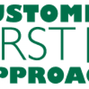 customer first approach icon