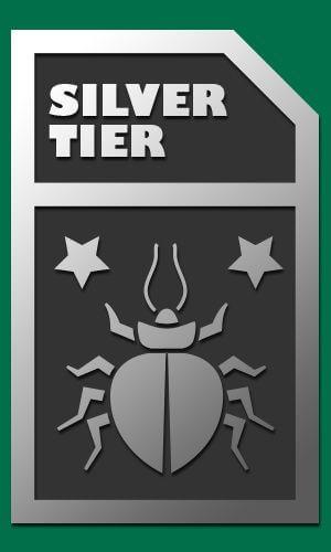pest control silver tier